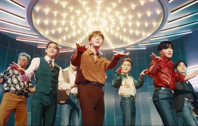 Vừa ra mắt, MV mới của BTS phá đậm kỉ lục của BLACKPINK - ảnh 1