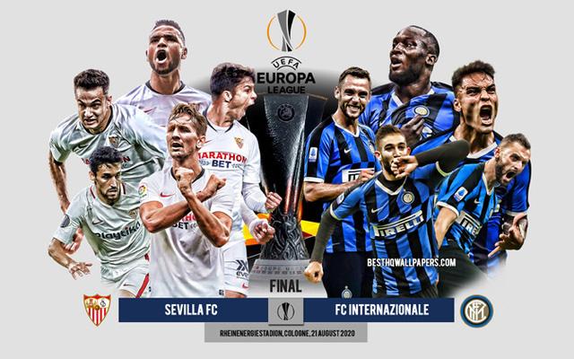 Sevilla vs Inter Milan: Phát biểu trước trận và đội hình dự kiến (Chung kết Europa League, 2h00 ngày 22/8) - Ảnh 1.