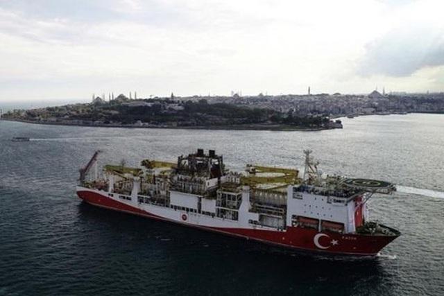 Phát hiện mỏ khí tự nhiên lớn tại Biển Đen - Ảnh 1.