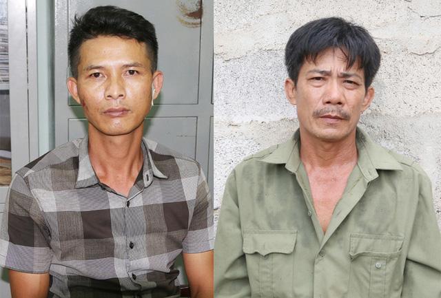 Bắt 2 ông trùm mua bán trái phép gần 500 kg thuốc nổ, đầu đạn - Ảnh 1.