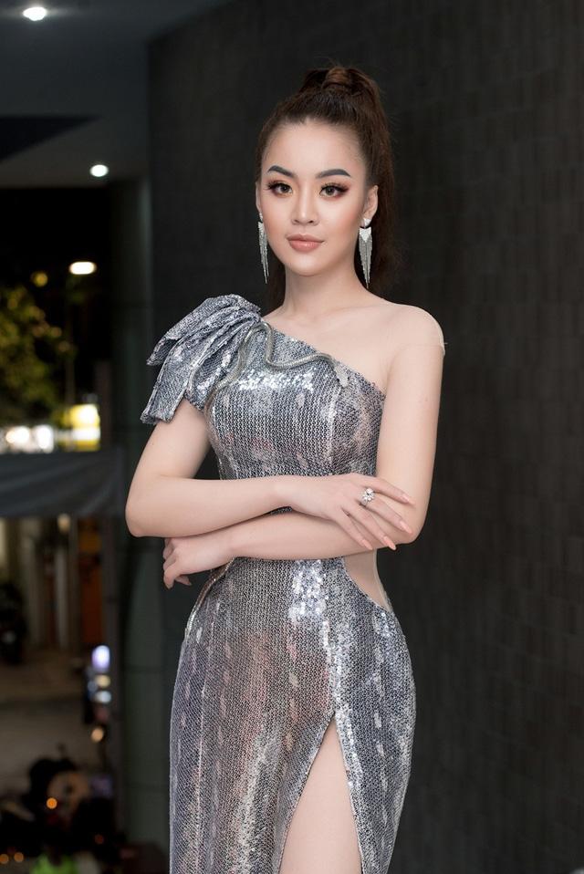 Người đẹp Hoa hậu Hoàn vũ hóa gái làng chơi, quyến rũ Huỳnh Anh trong Lựa chọn số phận - Ảnh 4.