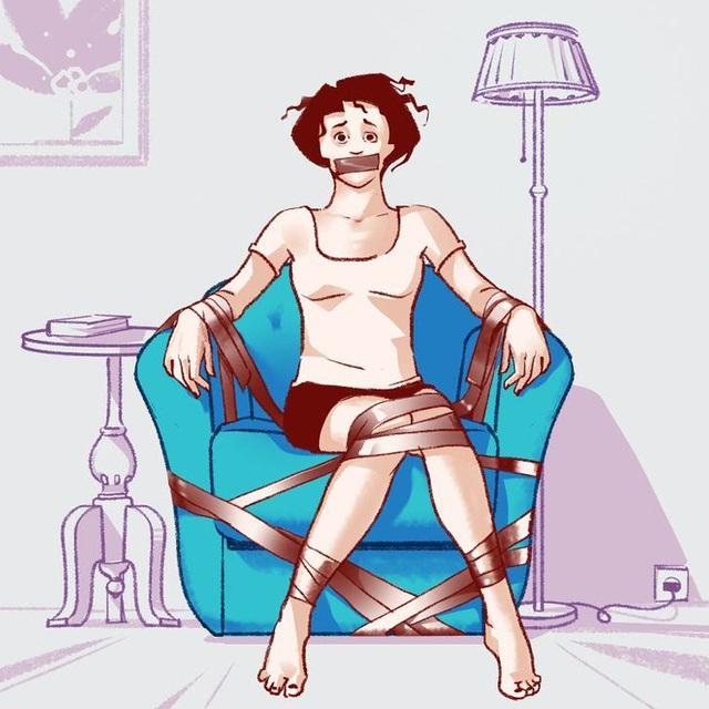 Đọc vị tính cách của bạn chỉ qua tư thế ngồi - ảnh 9