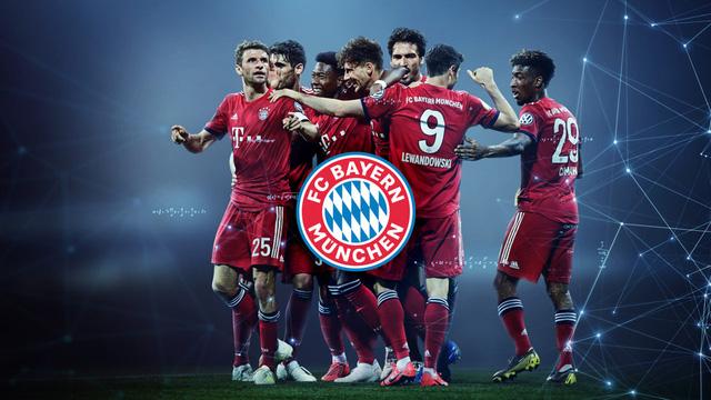 Bayern Munich giành cú ăn 3: Thành công trong mùa giải nhiều biến động! - Ảnh 1.