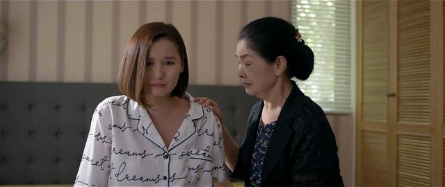 Tình yêu và tham vọng - Tập 50: Không chịu nổi con gái luôn đau khổ, mẹ Tuệ Lâm khuyên hủy bỏ đám cưới - Ảnh 3.