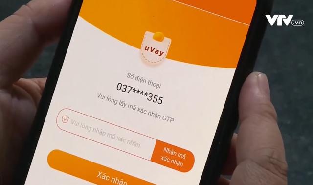 Vòng xoáy nợ nần khi vay tiền qua app - Hiểm họa với người dân mùa dịch - Ảnh 1.