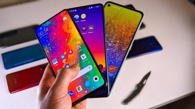Samsung giữ vững ngôi đầu trên thị trường smartphone - Ảnh 1.