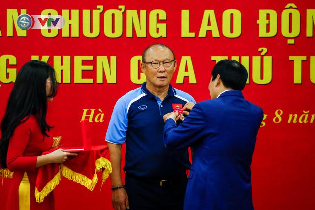 HLV Park Hang Seo: Xin chân thành cảm ơn nhân dân Việt Nam - Ảnh 1.