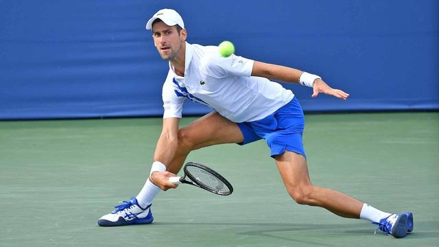 Novak Djokovic dễ dàng vào bán kết Cincinnati 2020 - Ảnh 2.