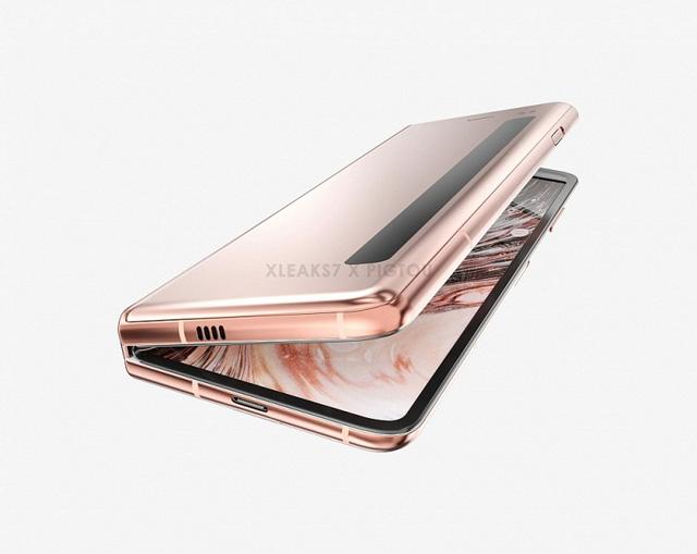 Chiếc iPhone màn hình gập trông sẽ như nào? - Ảnh 1.