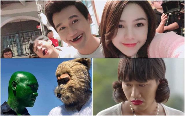 Gương mặt đặc biệt của Top 5 Diễn viên nam ấn tượng VTV Awards 2020 - Ảnh 3.
