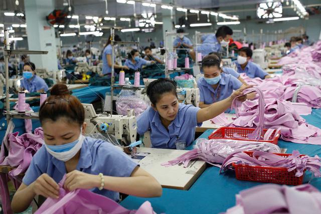 EVFTA có hiệu lực giúp cân bằng cán cân thương mại Việt Nam - EU - Ảnh 1.
