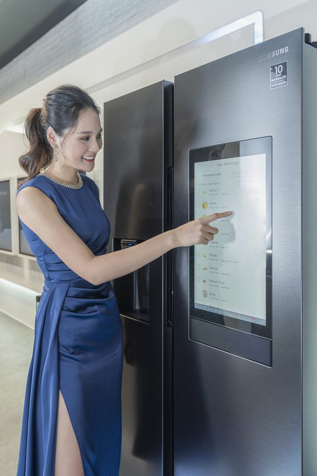 Tủ lạnh thông minh Family Hub ra mắt tại thị trường Việt Nam - ảnh 2