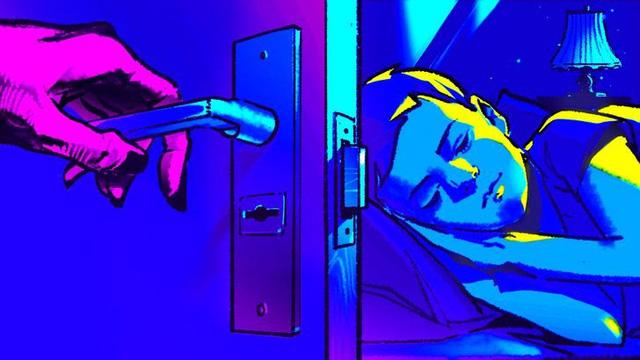 Vì sao chúng ta không nên để cửa phòng ngủ mở vào ban đêm? - ảnh 3