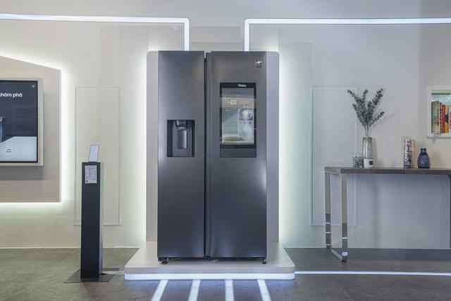 Tủ lạnh thông minh Family Hub ra mắt tại thị trường Việt Nam - ảnh 1