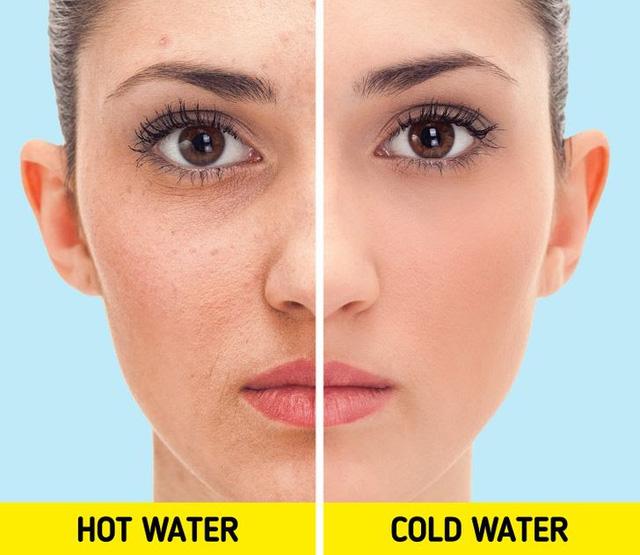 5 tác dụng tuyệt vời cho da khi tắm nước mát - ảnh 1