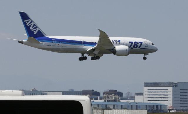 Boeing phát hiện lỗi kỹ thuật trên một số máy bay 787 - Ảnh 1.