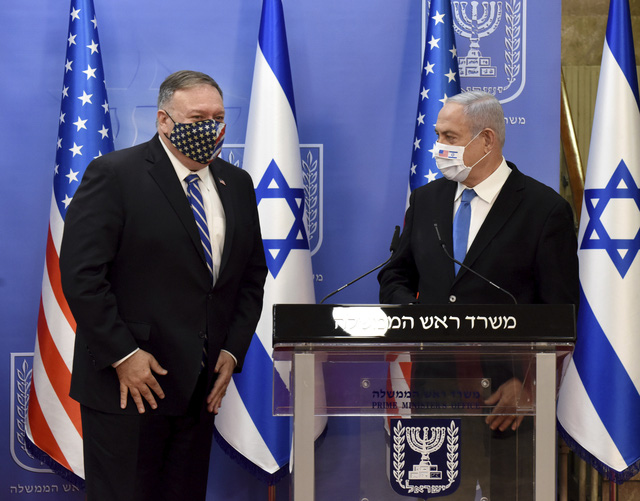 Israel đàm phán bình thường hóa quan hệ với nhiều nước Arab - Ảnh 1.