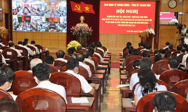 Thanh Hóa sẽ trở thành một cực phát triển mới của Bắc Trung Bộ - Ảnh 1.