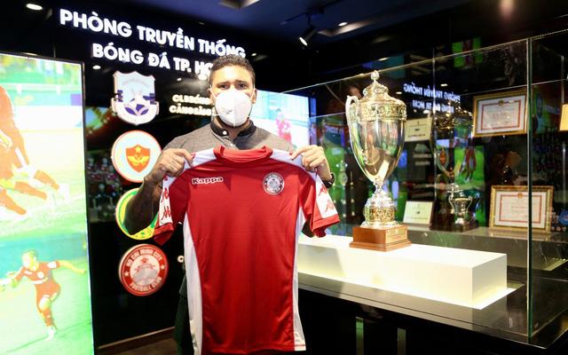 CLB TP Hồ Chí Minh ra mắt bộ đôi đến từ Costa Rica - Ảnh 2.