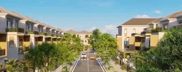 Vị trí cửa ngõ đô thị sinh thái, lợi thế đầu tư bất động sản - ảnh 1