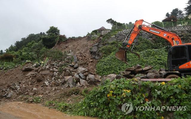 Mưa lớn tiếp tục gây thiệt hại tại Hàn Quốc, ít nhất 13 người thiệt mạng - Ảnh 3.