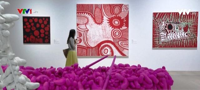 Triển lãm nghệ thuật quy mô lớn tại Nhật Bản - Ảnh 1.