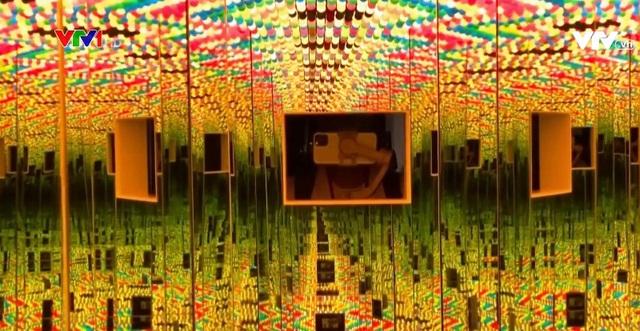 Triển lãm nghệ thuật quy mô lớn tại Nhật Bản - Ảnh 2.