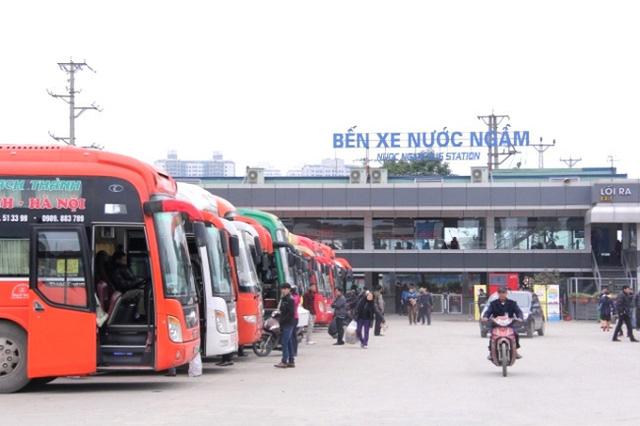 Hà Nội tìm hành khách đi chung với BN620 về bến xe Nước Ngầm - Ảnh 1.