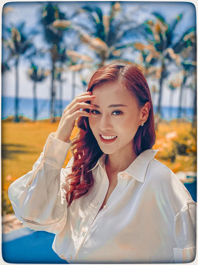 Phương Oanh đẹp siêu lòng qua ống kính của Huỳnh Anh - Ảnh 5.