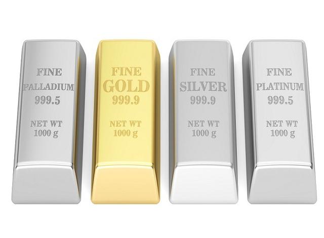 Vì sao giới đầu tư đổ xô vào kim loại quý? - Ảnh 2.