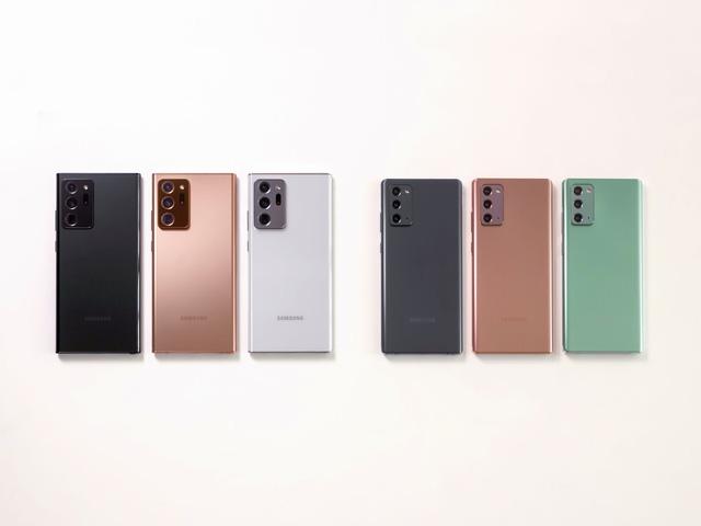 Galaxy Note 20 trình làng - Không chỉ 1 mà tới 3 phiên bản cho người dùng lựa chọn - ảnh 2