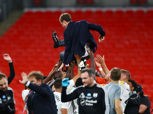 ẢNH: Fulham thắng kịch tính trong trận cầu đắt nhất thế giới - Ảnh 7.