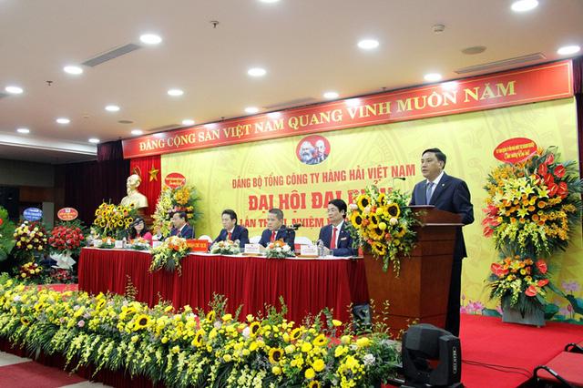 Phát huy nguồn lực, đẩy mạnh đổi mới sáng tạo giữ vững vị trí hàng đầu trong ngành hàng hải Việt Nam - Ảnh 3.