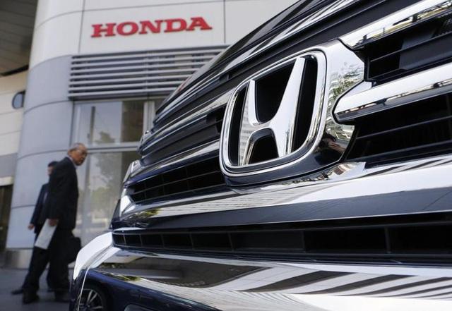 Honda dự báo lợi nhuận cả năm 2020 giảm mạnh do COVID-19 - Ảnh 1.
