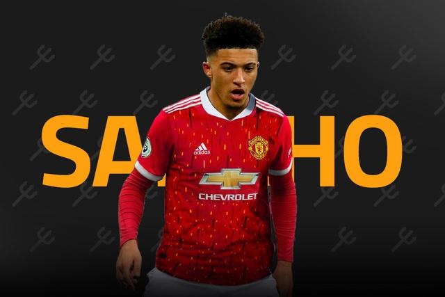 Vụ Jadon Sancho: Man Utd đã phá những kỷ lục chuyển nhượng bởi các cầu thủ Anh như thế nào? - Ảnh 1.