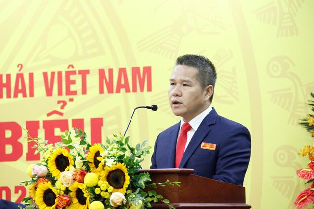 Phát huy nguồn lực, đẩy mạnh đổi mới sáng tạo giữ vững vị trí hàng đầu trong ngành hàng hải Việt Nam - Ảnh 1.