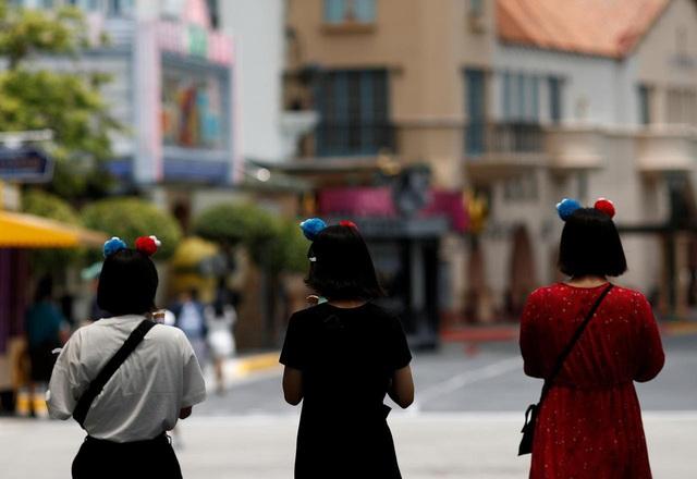 Universal Studios Singapore áp dụng nhận diện khuôn mặt siêu hiện đại để đón khách - Ảnh 1.