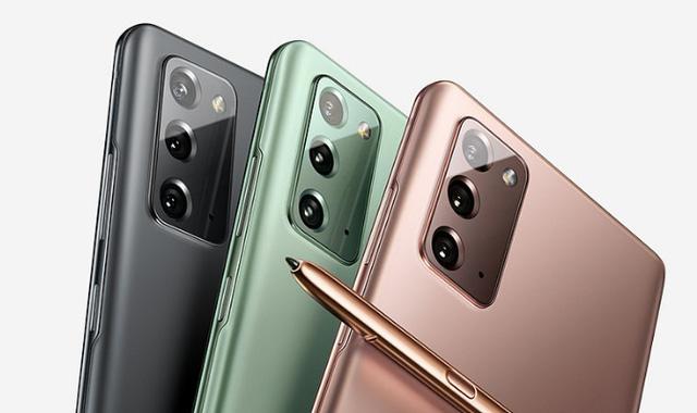 Galaxy Note 20 ra mắt cùng những sản phẩm nào tại Unpacked 2020? - ảnh 3