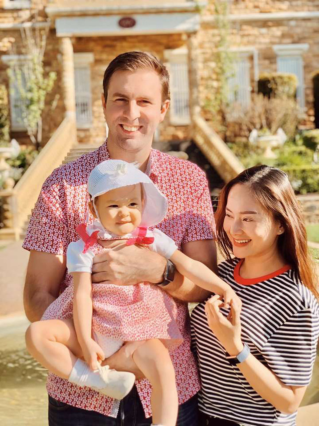 Lan Phương khoe ảnh gia đình hạnh phúc, cuộc sống hôn nhân viên mãn - Ảnh 6.