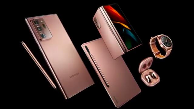 Galaxy Note 20 ra mắt cùng những sản phẩm nào tại Unpacked 2020? - Ảnh 1.