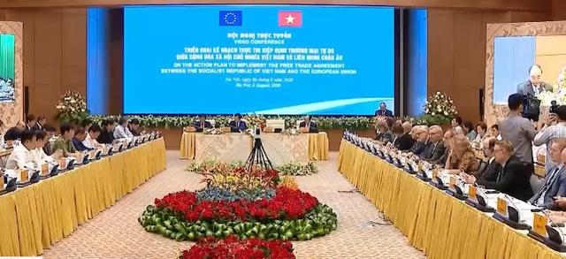 Việt Nam chủ động đáp ứng cam kết và thực thi EVFTA - Ảnh 2.