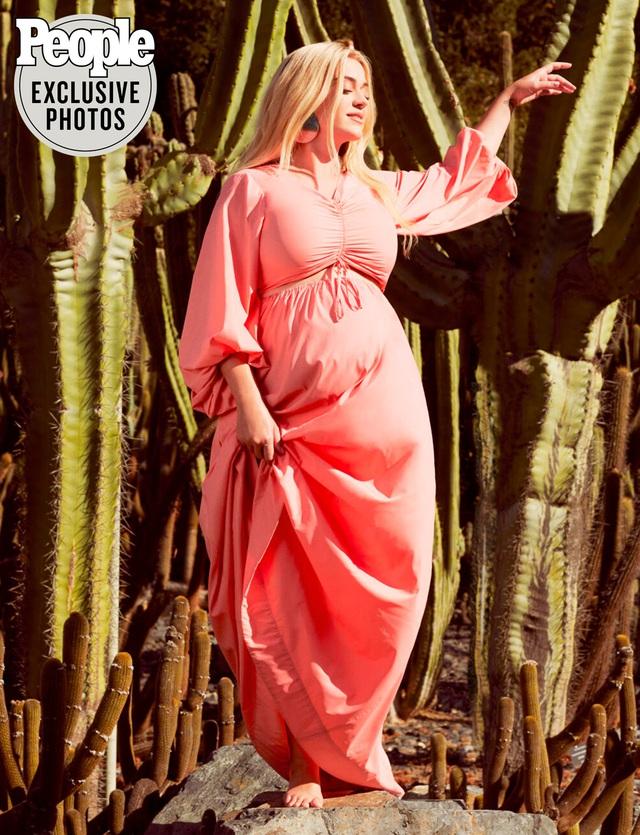 Katy Perry sắp làm mẹ: Sợ hãi nhưng háo hức - ảnh 2