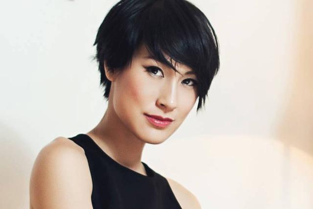 Kathy Uyên được về Việt Nam lần đầu tiên nhờ phim Victor Vũ - Ảnh 1.