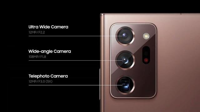 Galaxy Note 20 trình làng - Không chỉ 1 mà tới 3 phiên bản cho người dùng lựa chọn - ảnh 3