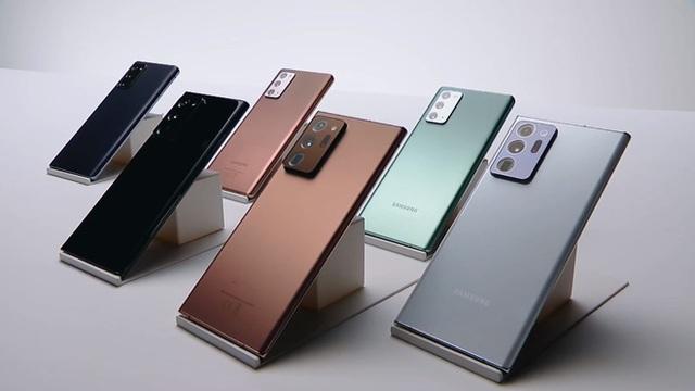Galaxy Note 20 trình làng - Không chỉ 1 mà tới 3 phiên bản cho người dùng lựa chọn - ảnh 1