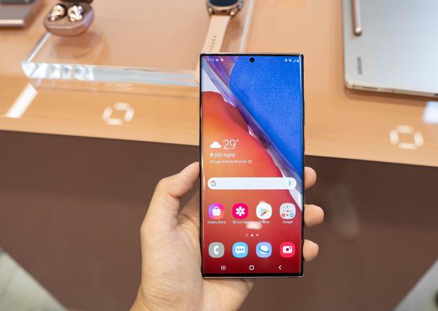 Galaxy Note 20 có giá bán từ 23,99 triệu đồng tại Việt Nam - Ảnh 3.