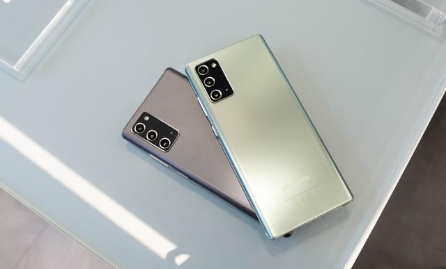 Galaxy Note 20 có giá bán từ 23,99 triệu đồng tại Việt Nam - Ảnh 1.