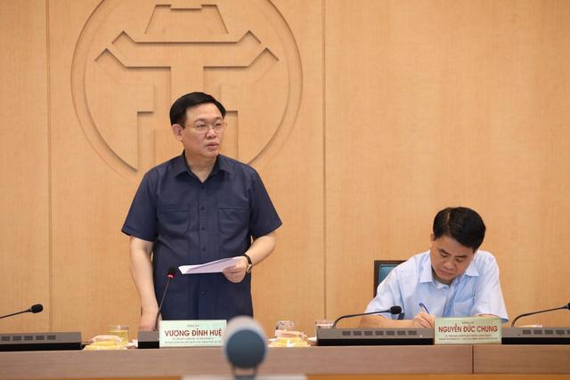 Hà Nội sẽ có nơi thực hiện giãn cách xã hội theo Chỉ thị 16 để chống COVID-19 - Ảnh 1.
