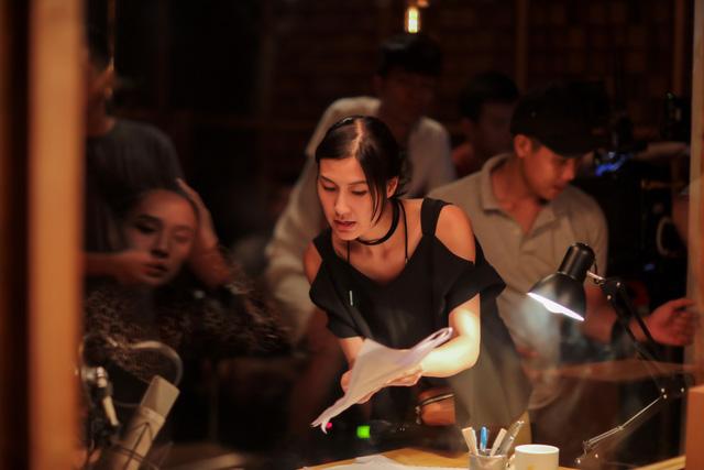 Kathy Uyên và bước chuyển làm đạo diễn: Tôi không thể trông vào may mắn - Ảnh 1.