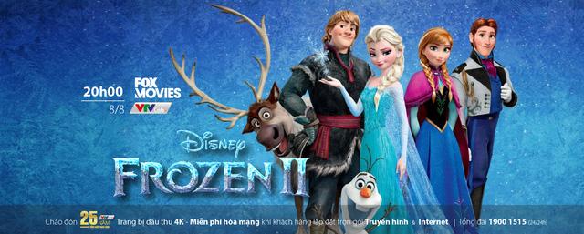 Gã hề ma quái 2 và Frozen 2 lên sóng VTVcab - Ảnh 2.